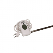 Elektrische weerstand met elektronische thermostaat